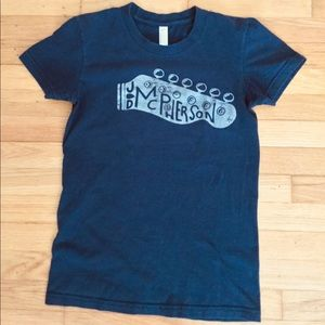 JD McPherson Rock'n'Roll T-shirt
